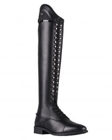 Riding boot Hailey Adult wide Black 42