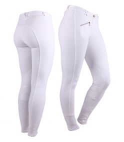 Breeches Adult White 44