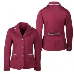 Competition jacket Coco Junior Salsa red 176