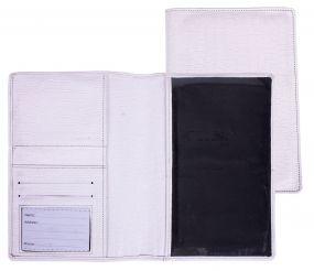 Horse passport map Fancy White