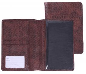 Horse passport map Elegant Brown