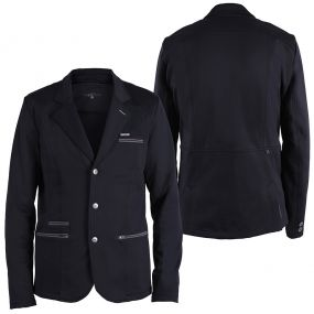 Competition jacket Perry Junior Black 176