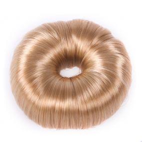 Hair donut Blond