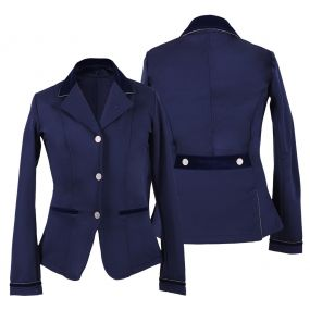 Competition jacket Lily Junior Navy 176