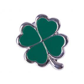 Lapel pin Lucky Green