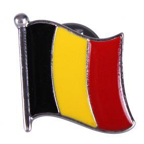 Lapel pin Flags Belgium