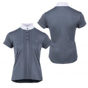 Competitionshirt Felien Grey green 40