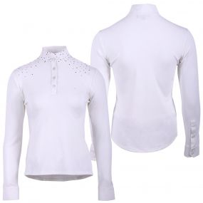 Competitionshirt Emilee White 44
