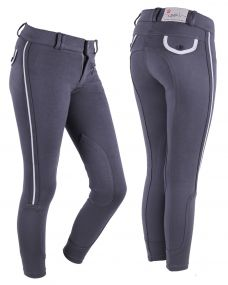 Breeches Zalia Junior Dark grey 164