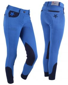 Breeches Hanne Junior Blue 176