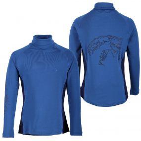 Sportshirt Anniek Junior Blue 176