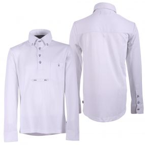Competitionshirt Roan White 54