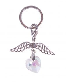 Bridle charms Wings Pearl
