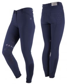 Breeches Florinthe leg grip Navy 40
