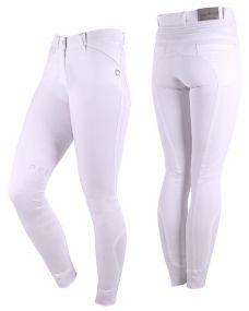 Breeches Florinthe leg grip White 42