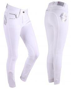 Breeches Odilia Junior White 164