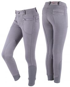 Breeches Elvana Junior Grey 176