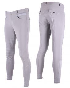 Breeches Ivar leg grip Grey 54
