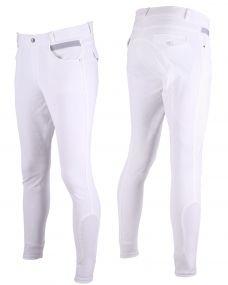 Breeches Ivar leg grip White 52