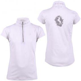 Competitionshirt Naeva Junior White 176