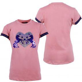 Sportshirt Esma Junior Flamingo pink 176