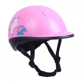 Safety helmet Junior Joy Pink 49-52