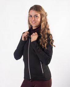 Sweat jacket Diamond Black 44