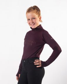 Thermal shirt Diamond Junior Wine red 176