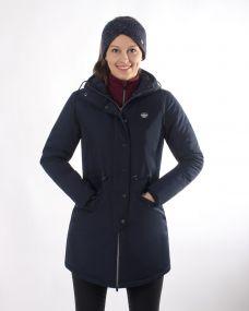 Winterjacket Linde Navy 44