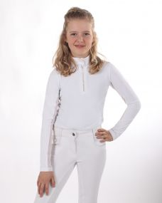 Competitionshirt Yinthe Junior White 176
