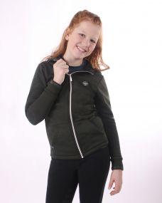 Sweat jacket Vieve Junior Deep forest 176