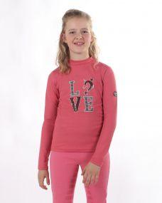 Sportshirt Lizz Junior Desert rose 98