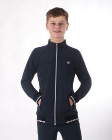 Sweat jacket Jax Junior Navy 176