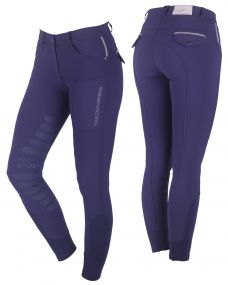 Breeches Thirza leg grip Blue 44