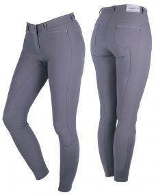 Breeches Ize anti-slip full seat Grey 44