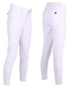 Breeches Boaz Junior leg grip Wit 176