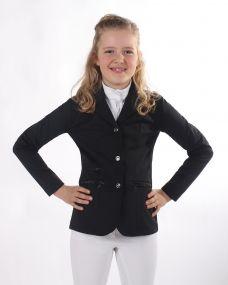Competition jacket Juliet Junior Black 176