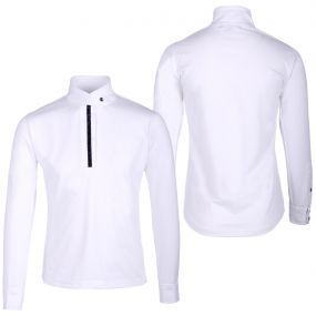 Competitionshirt Carmen Junior White 152