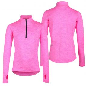 Sportshirt Kristy Junior Neon pink 176
