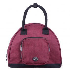 QHP safety helmet bag Burgundy