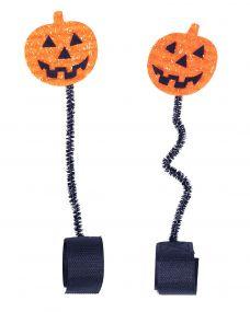 Crown piece accessory Halloween Pumpkin