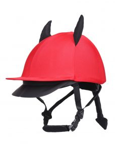 Helmet cover Halloween Devil