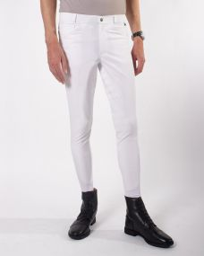 Breeches Fillip leg grip White 54