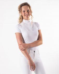 Competitionshirt Riva White 44
