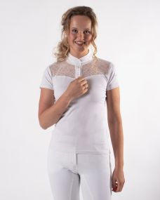 Competitionshirt Madée White 44