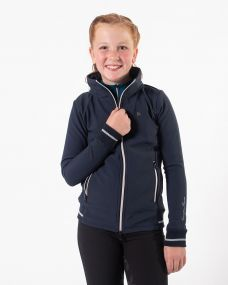 Softshell jacket Lieke Junior Navy 176