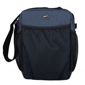 QHP competition shoulder bag Blue