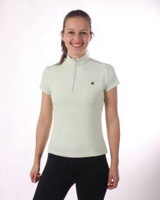 Sport shirt Tie dye Mint green 44