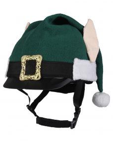 Helmet cover Christmas Elf