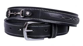 Belt Ricki Black 95cm